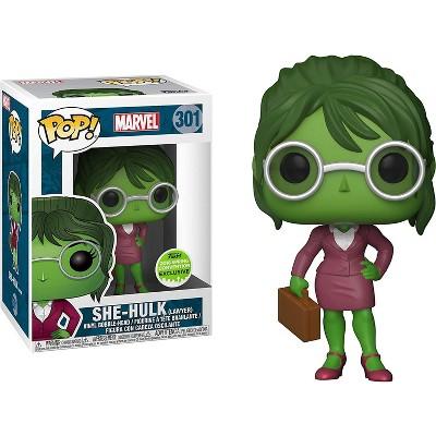 Funko POP! Marvel Lawyer She-Hulk Vinyl Figure