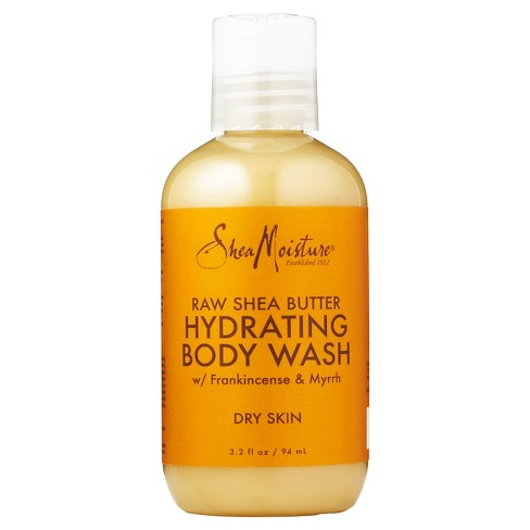 SheaMoisture Raw Shea Butter Body Wash 3.2 oz - image 1 of 1