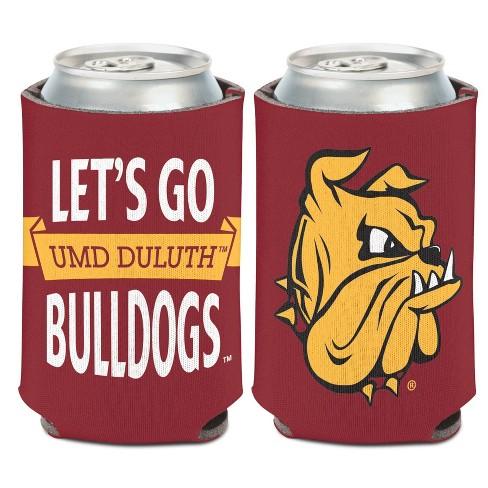 NCAA Minnesota Duluth Bulldogs Slogan Can Cooler - image 1 of 1