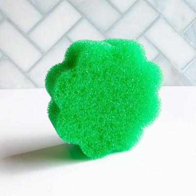Bright Box Ergo Scrubber - Green
