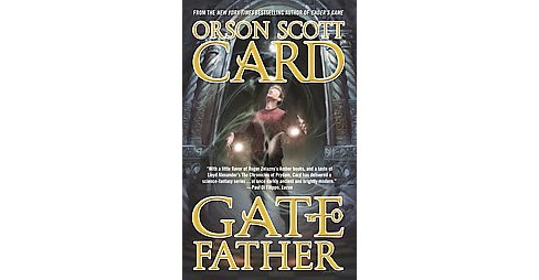 Gatefather (Reprint) (Paperback) (Orson Scott Card) - image 1 of 1