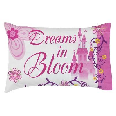 Set of 2 Pink Princess Disney Decorative Pillow