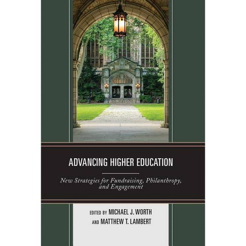 Advancing Higher Education - (Paperback) - image 1 of 1
