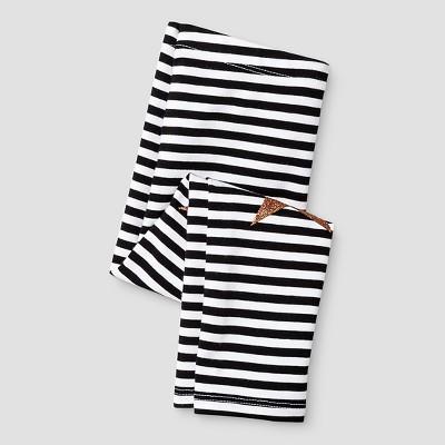 Baby Girls' Favorite Leggings Baby Multi Stripe Black 18M - Cat & Jack™