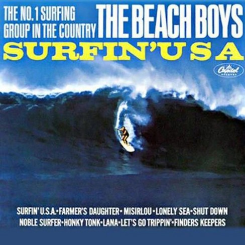 Beach boys - Surfin usa (Vinyl) - image 1 of 1
