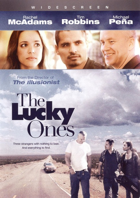 The Lucky Ones (dvd_video) - image 1 of 1
