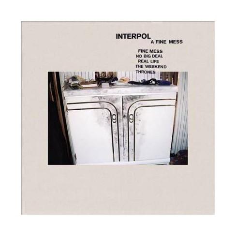 Interpol - Fine Mess (Vinyl) - image 1 of 1