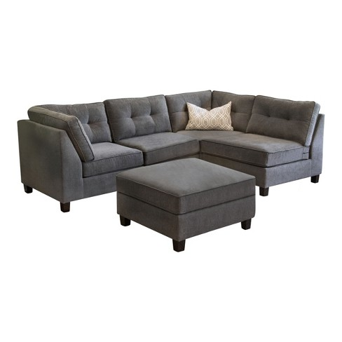 5pc Bronx Modular Sectional - Abbyson Living - image 1 of 6