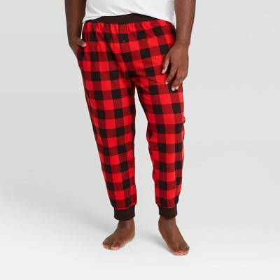 Men's Big & Tall Knit Jogger Pajama Pants - Goodfellow & Co™