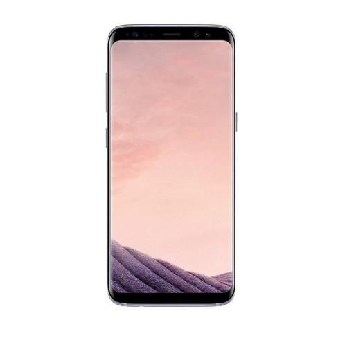 "Samsung Galaxy S8 64GB ROM 4GB RAM G950 5.8"" 12.0 MP GSM Unlocked Smartphone - Manufacturer Refurbished - image 1 of 4"