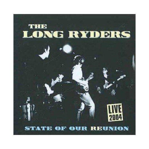Long Ryders - State of Our Reunion (CD) - image 1 of 1