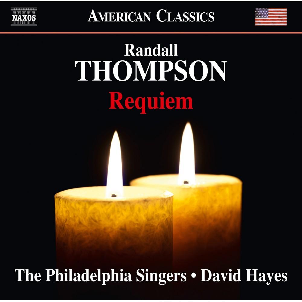 Philadelphia Singers - Thompson:Requiem (CD)