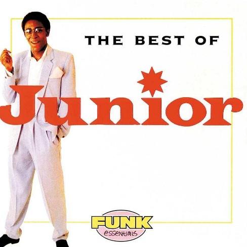 Junior (R & B) - Best Of Junior * (CD) - image 1 of 1