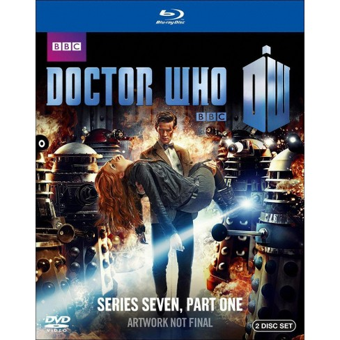 Doctor Who: Series Seven, Part One [2 Discs] [Blu-ray] - image 1 of 1