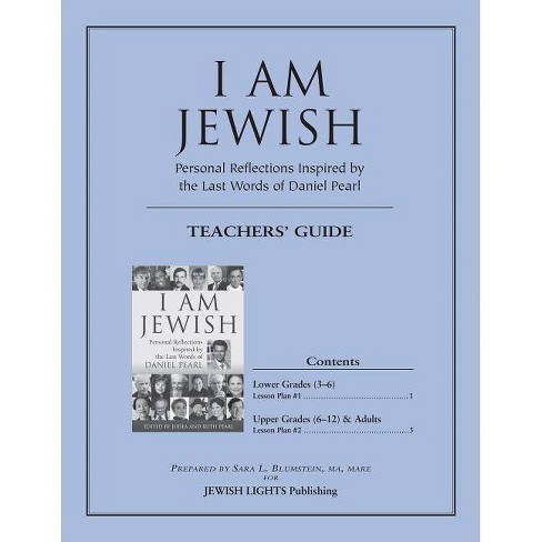 I Am Jewish Teacher's Guide - (Paperback) - image 1 of 1