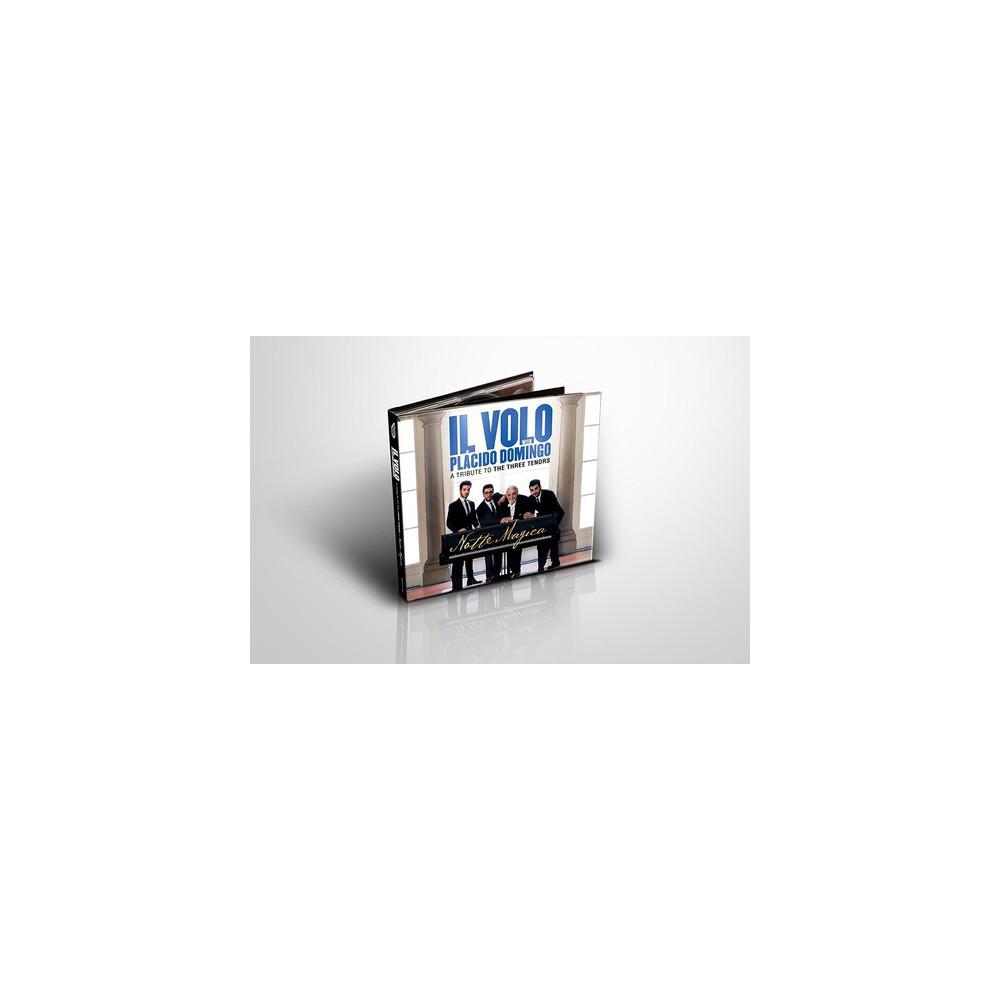 Il Volo & Placido Domingo - Notte Magica: Tribute to Three Tenors (Live) (CD)