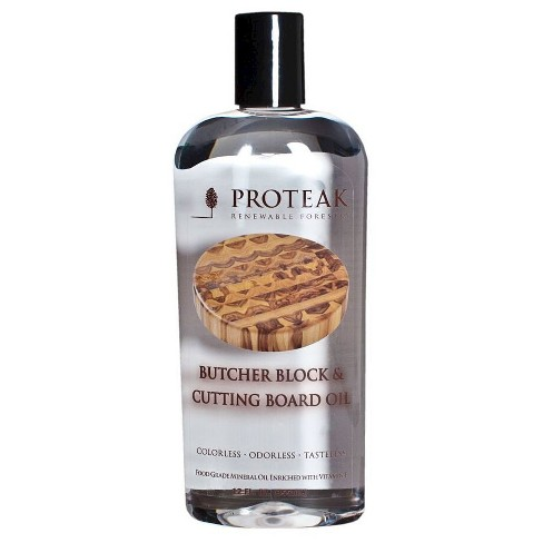 Teak Haus Butcher Block and Cutting Board Oil - 12 Fl Oz - image 1 of 1
