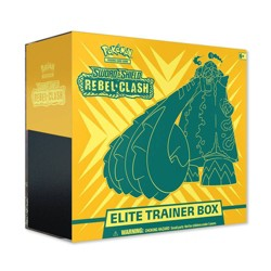 Pokemon Trading Card Game Sword and Shield S2 Elite Trainer Box