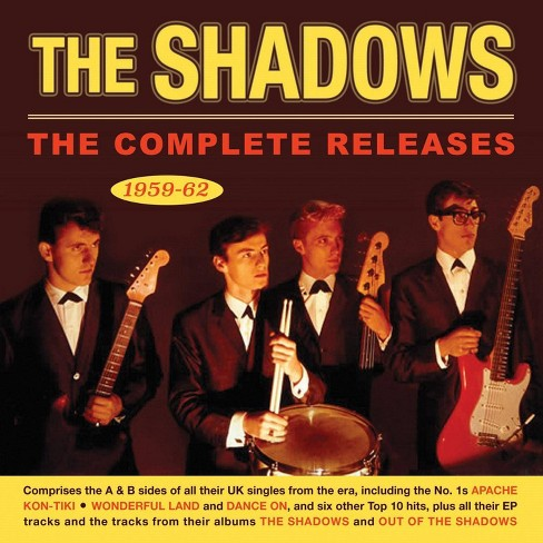 Shadows - Complete Releases: 1959-1962 (CD) - image 1 of 1