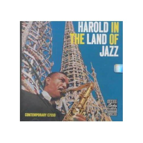 Harold Land - Harold in the Land of Jazz (CD) - image 1 of 1