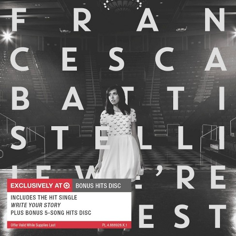 Francesca Battistelli - If We're Honest (2CD)(Deluxe Edition) - Only at Target - image 1 of 1