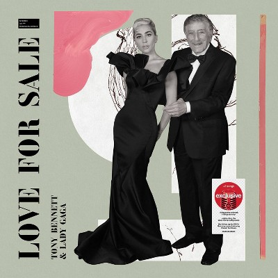 Tony Bennett & Lady Gaga - Love For Sale (Target Exclusive, Vinyl)
