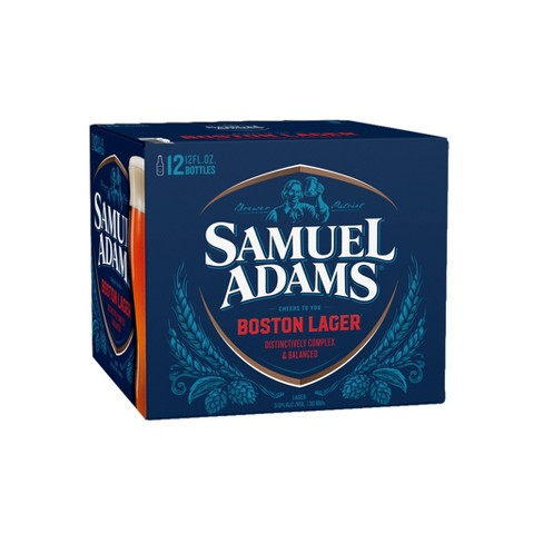 "SAMUEL ADAMS BOSTON LAGER 22/"" X 20/"" LED LIGHT BAR SIGN NEW"