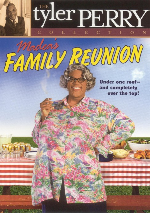 Madea's Family Reunion (The Tyler Perry Collection) (dvd_video) - image 1 of 1