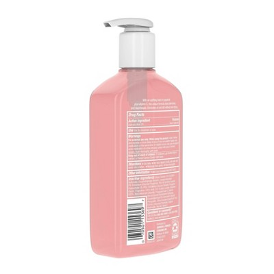 Facial Cleanser: Neutrogena Oil-Free Acne Wash Pink Grapefruit