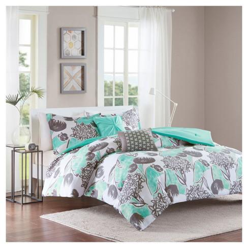 Vera Floral Comforter Set - image 1 of 4
