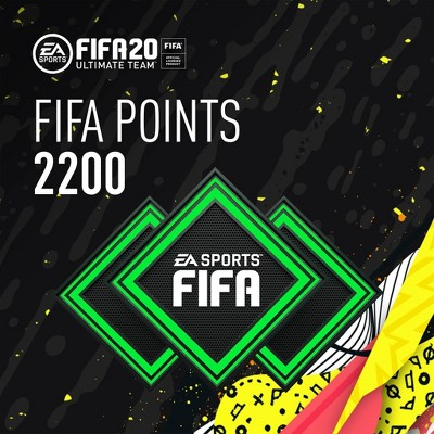 FIFA 20: 2200 Ultimate Team FIFA Points - PlayStation 4 (Digital)