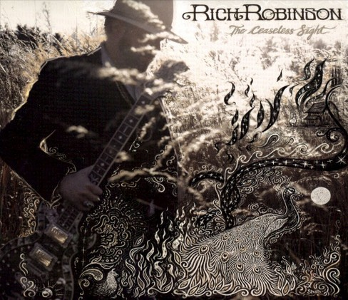 Rich robinson - Ceaseless sight (CD) - image 1 of 1