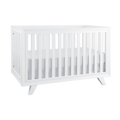 Karla Dubois Wooster Convertible 3-in-1 Crib - Pure White