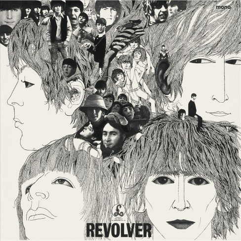 The Beatles - Revolver (Mono Vinyl) - image 1 of 1