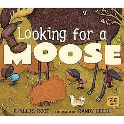 Looking for a Moose (Reprint)(Paperback)(Phyllis Root)