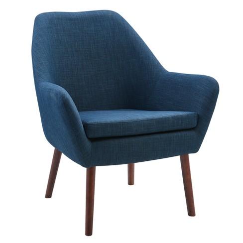 Divano Fabric Sofa Blue - Versanora