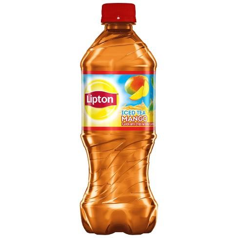 Lipton Iced Tea Mango - 20 Fl Oz Bottle