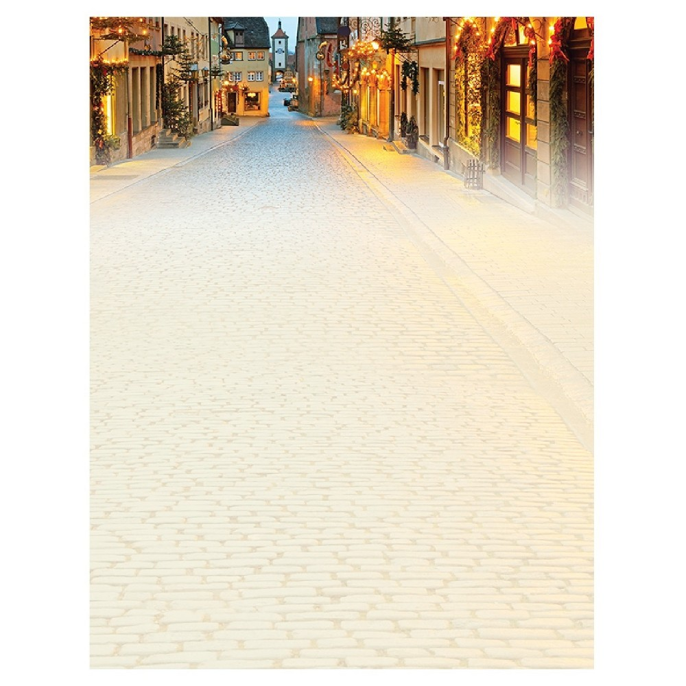 80ct White Main St Letterhead