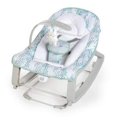 Ingenuity Keep Cozy 3-in-1 Grow with Me Bounce & Rock Seat