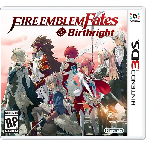 Fire Emblem Fates: Birthright Nintendo 3DS - image 1 of 1