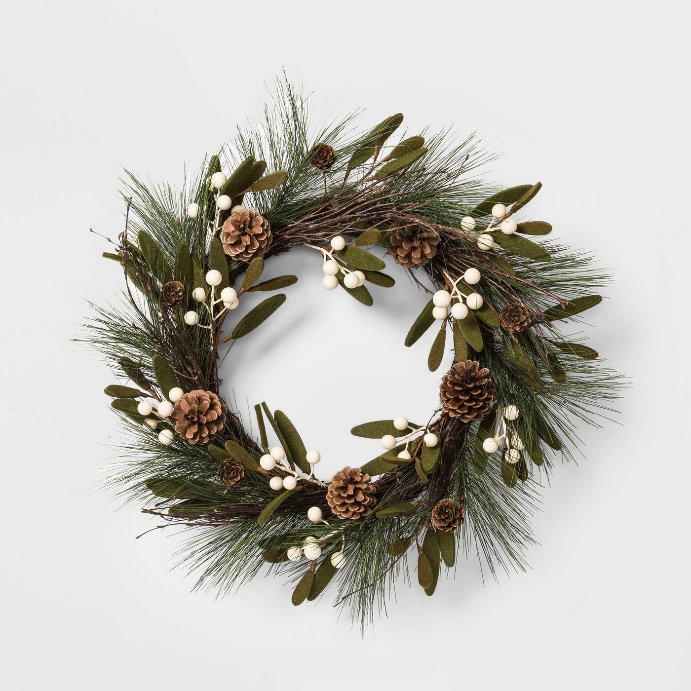 Holiday Wreath from Target