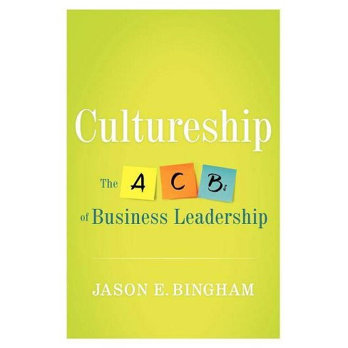 Cultureship - by  Jason Bingham (Paperback) - image 1 of 1