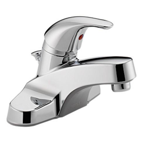 Peerless P136lf Bathroom Faucet Centerset With Single Lever Handle Target