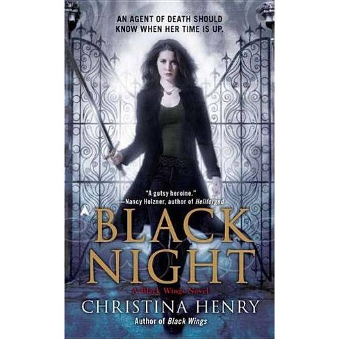 Black Night - (Black Wings) by  Christina Henry (Paperback) - image 1 of 1
