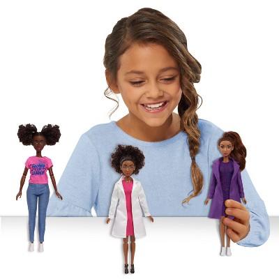 Fresh Dolls Career Collection Fashion Doll