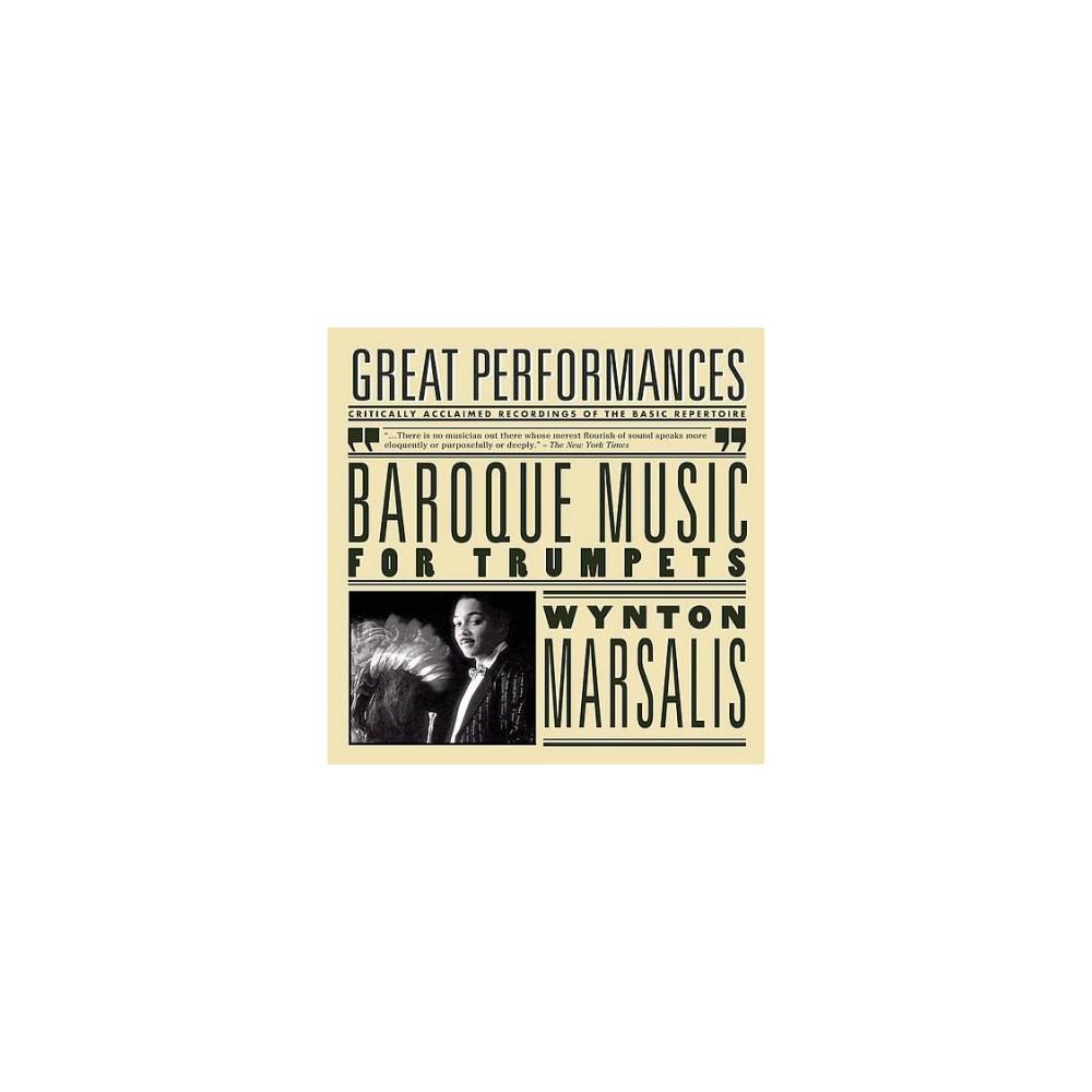 Wynton marsalis - Baroque music for trumpets (CD)