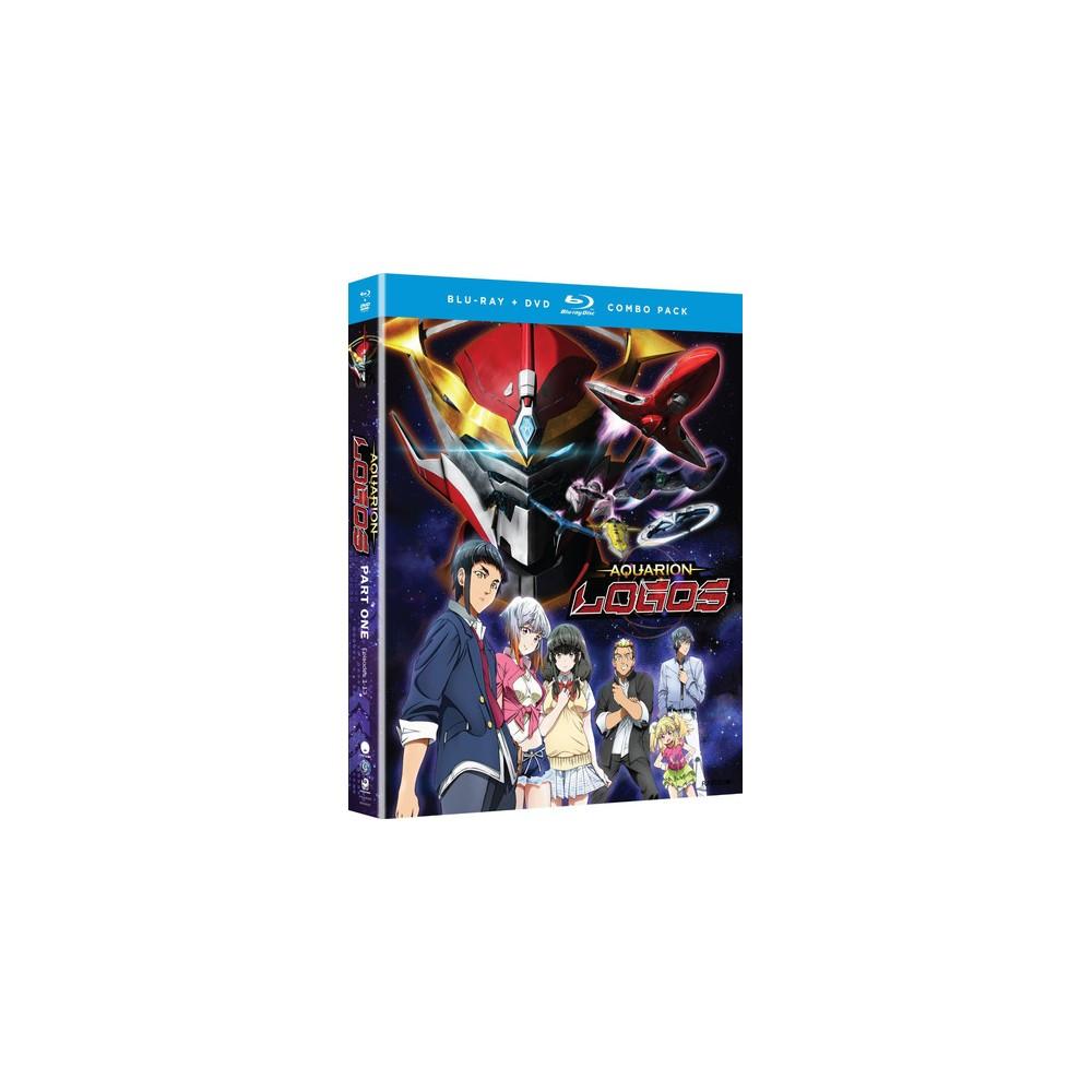 Aquarion Logos:Season Three Part One (Blu-ray)