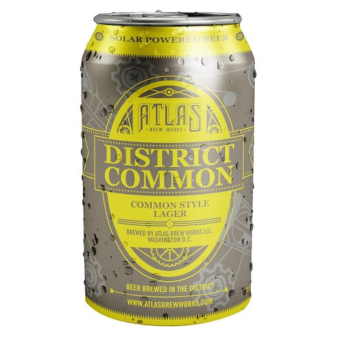 Atlas® Brew Works California Common Lager - 6pk / 12oz Cans - image 1 of 1