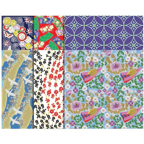 Roylco Really Big Origami Paper, 12 x 12 Inches, Assorted Colors, 30 Sheets - image 1 of 2