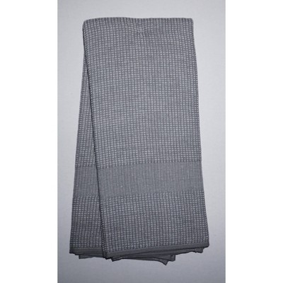 2pk Cotton Waffle Terry Kitchen Towels Gray - Threshold™